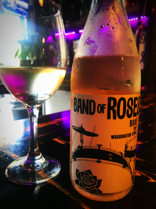 Band of Roses Wine