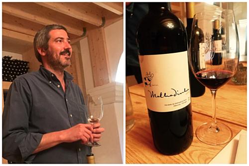 Malhadinha Nova winemaker Nuno Gonzalez