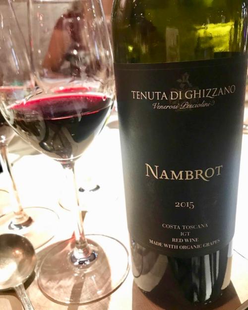 Ghizzano Nambrot Wine