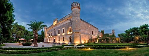 Castello Monaci Puglia