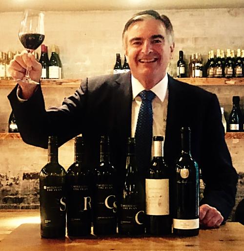 winemaker Neil McGuigan