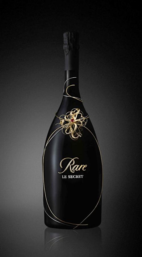 Rare Ruby Champagne Mellorio