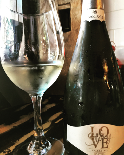 Love Story Sparkling Soave Wine