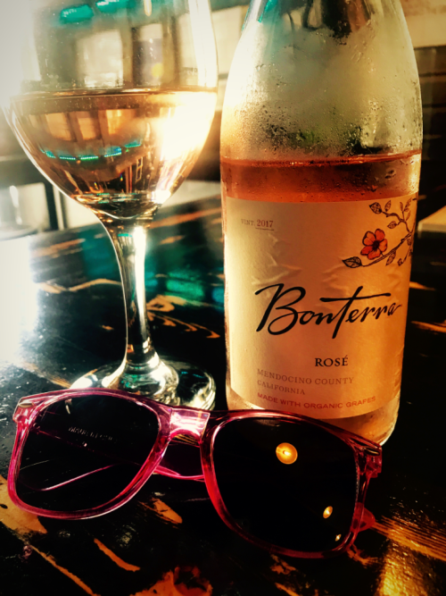 Bonterra Rose Wine
