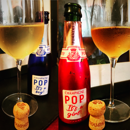 Pommery POP Champagne
