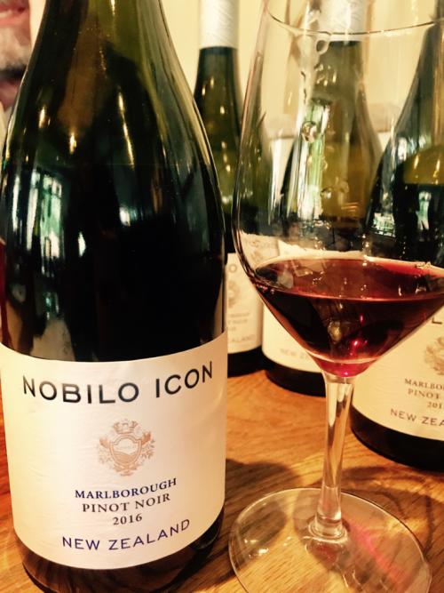 Nobilo Icon Pinot Noir