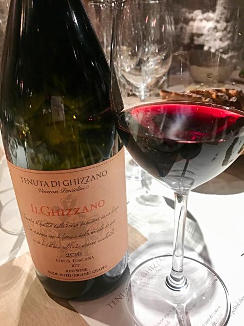 Il Ghizzano red wine