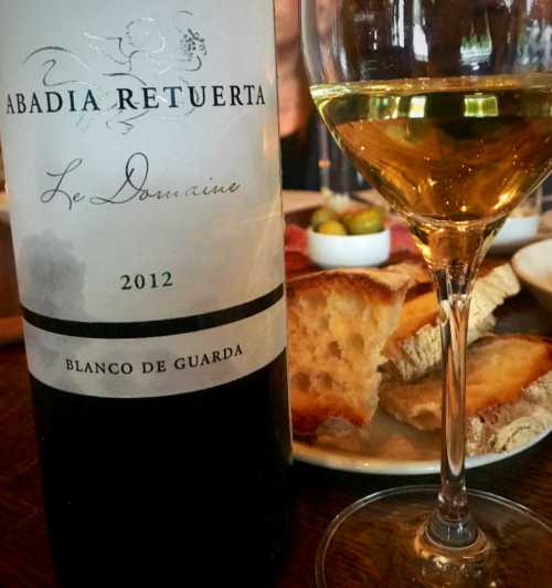 Abadia Retuerta Blanco de Guarda