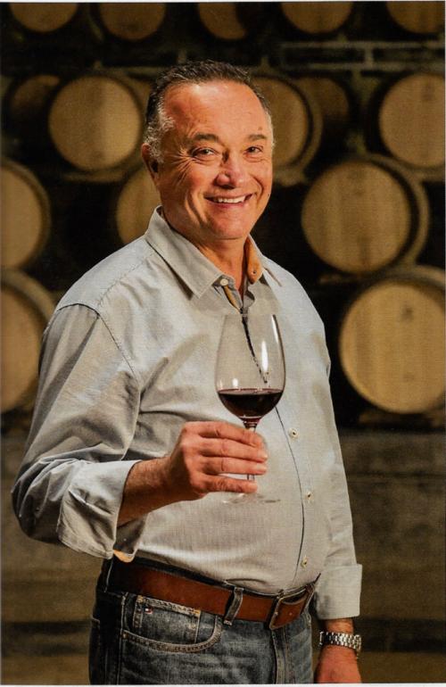 Pepe Galante Wine Salentein