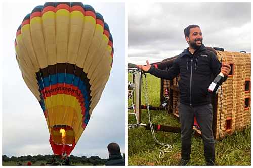 Alentejo Hot Air Balloon