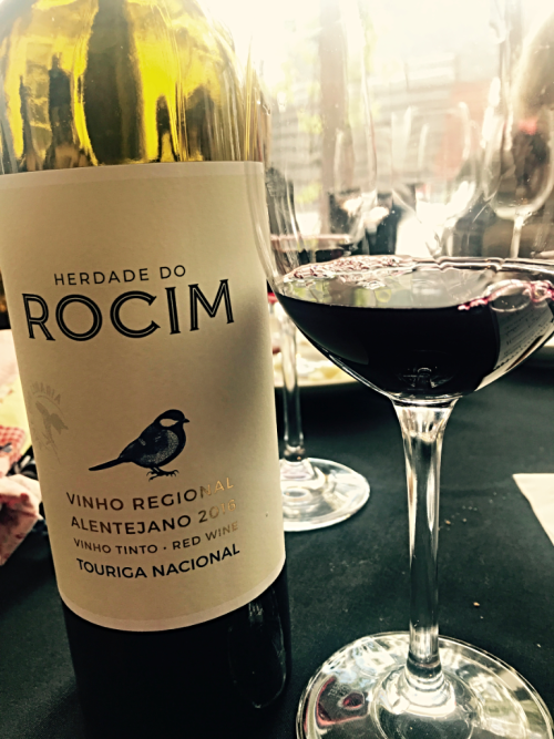 Herdade do Rocim wine