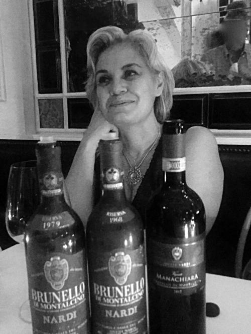 Emilia Nardi of Tenute Silvio Nardi