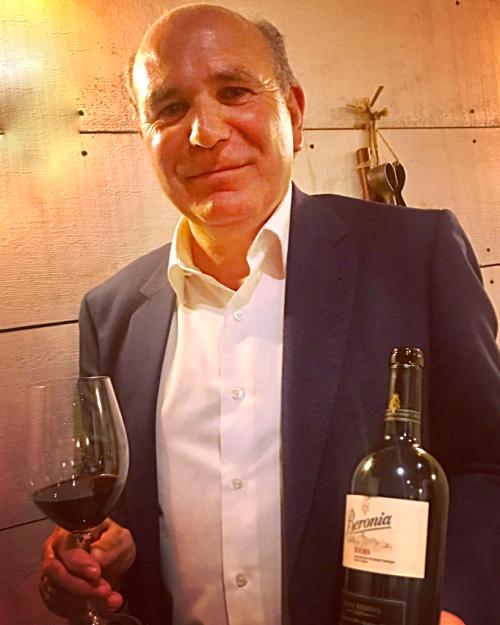 Matias Calleja Beronia Winemaker