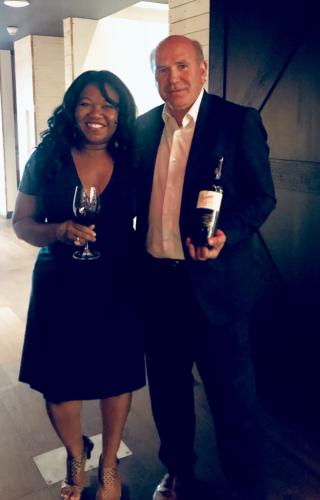 winemaker Matias Calleja & Wanda Mann