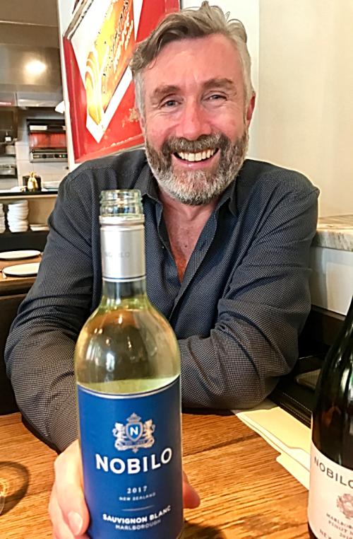 Nobilo Wine David  Edmonds