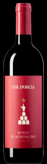 Col_dOrcia_Rosso_di_Montalcino_NV_Bottle