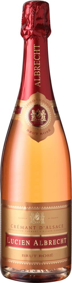 Lucien Albrecht_NV_Brute Rose_Bottle Shot