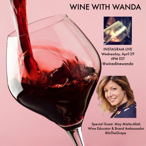 Red Wine Glass -2