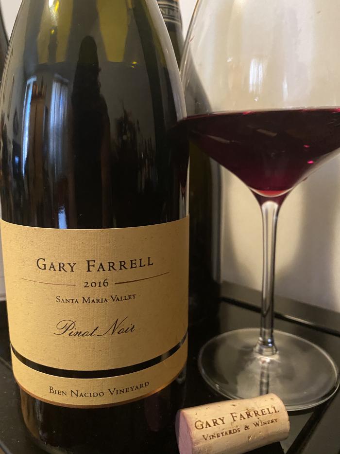 Gary Farrell Bien Nacido