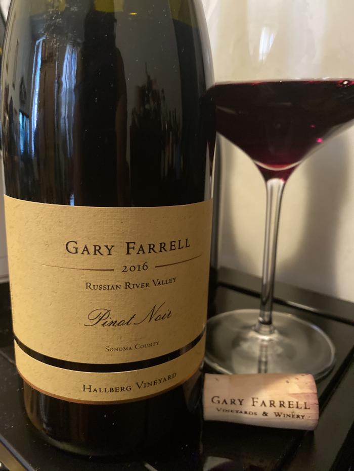 Gary Farrell Hallberg
